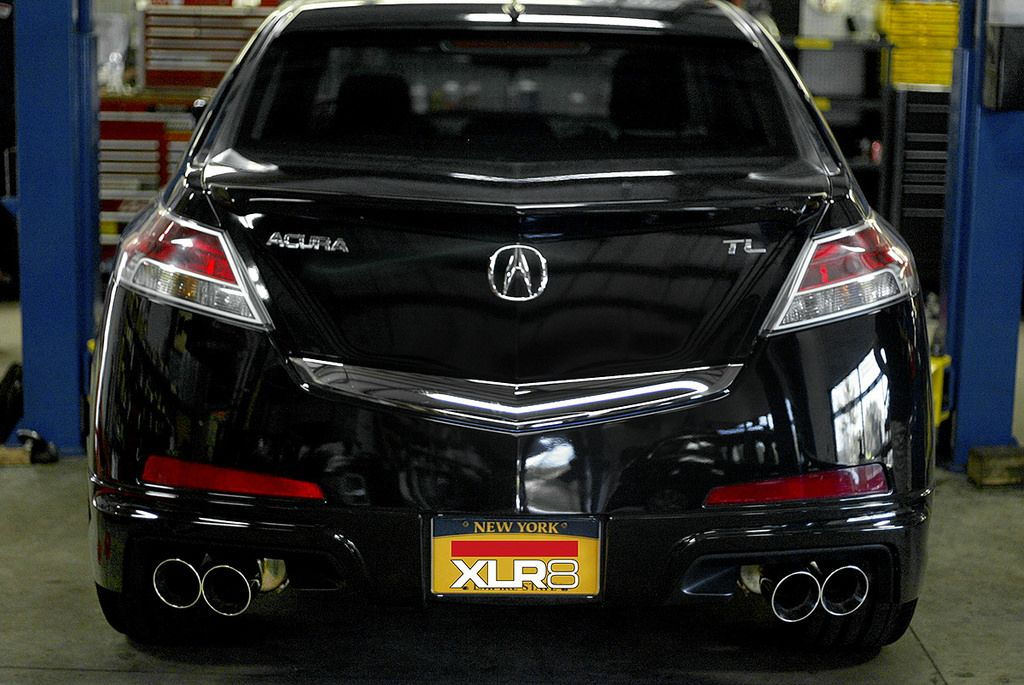 Excelerate Performance: 4G TL XLR8 Exhaust/J-Pipe Package Deal! - AcuraZine - Acura Enthusiast ...