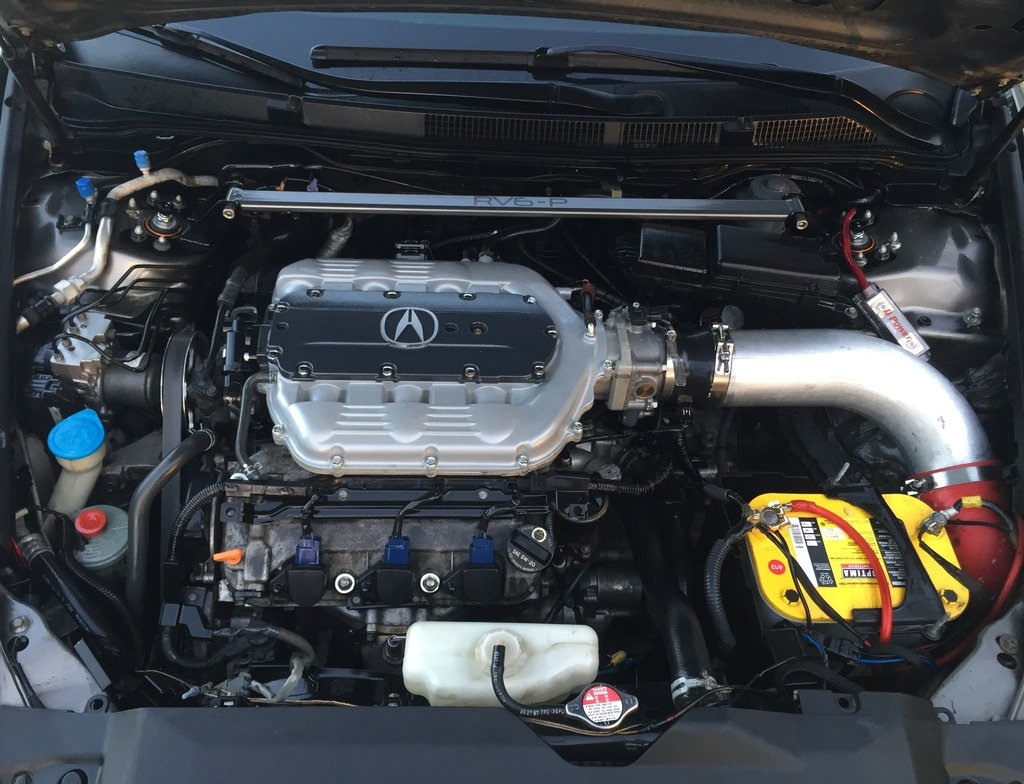 Performance Modifications For TL Owners - AcuraZine - Acura