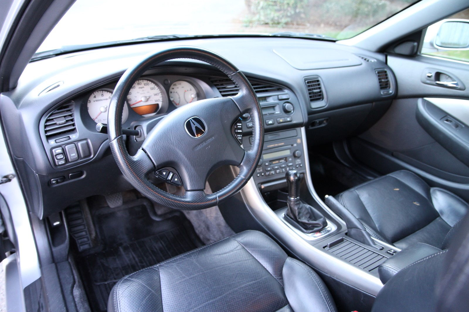 sold 2003 acura cl type s 6 speed location. Black Bedroom Furniture Sets. Home Design Ideas