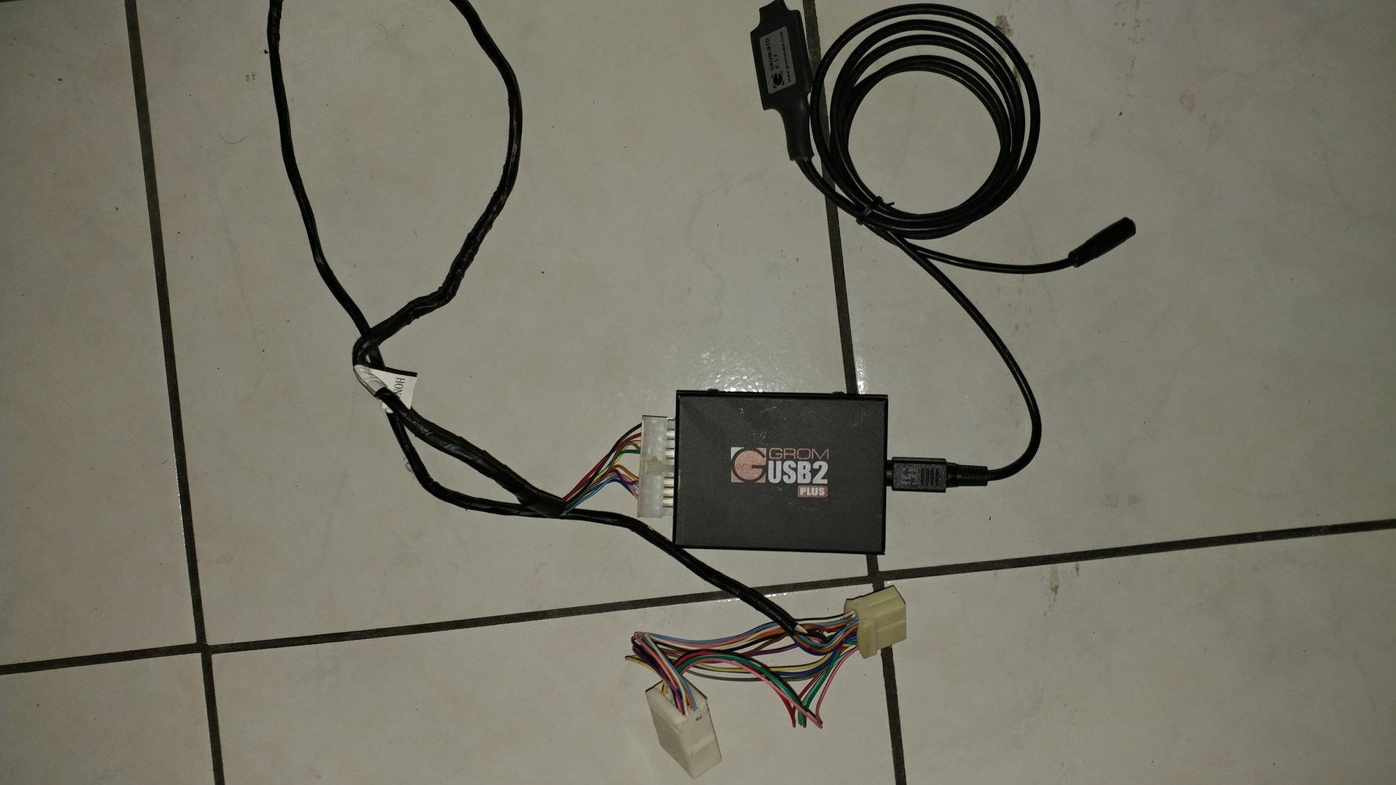 Grom USB2