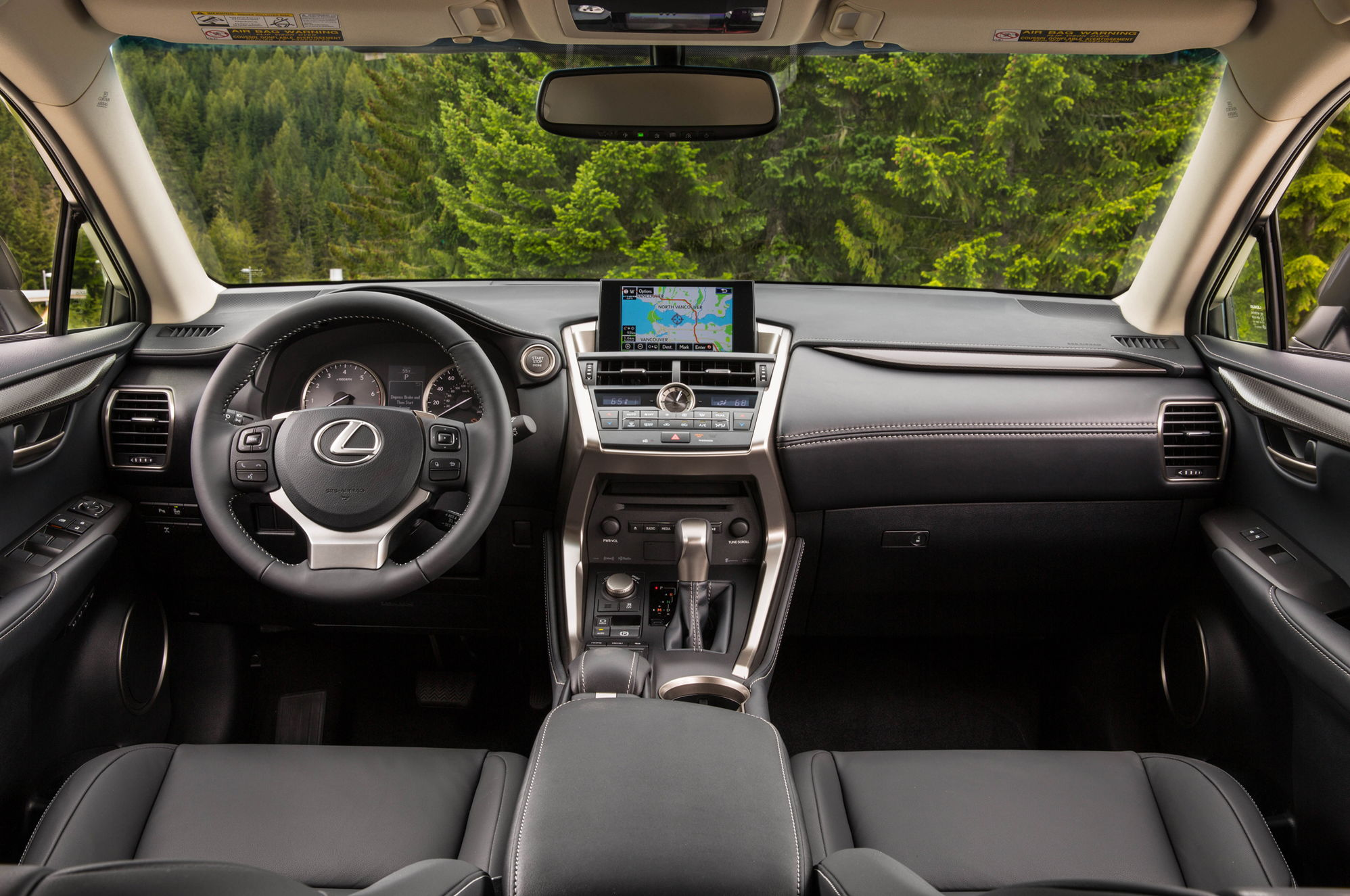 That said given the option between the rdx and nx i d rather stare at the rdx interior all day any day