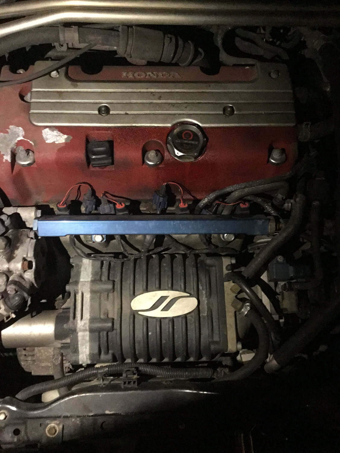 Acura RSX supercharged stuck in limp mode  - AcuraZine