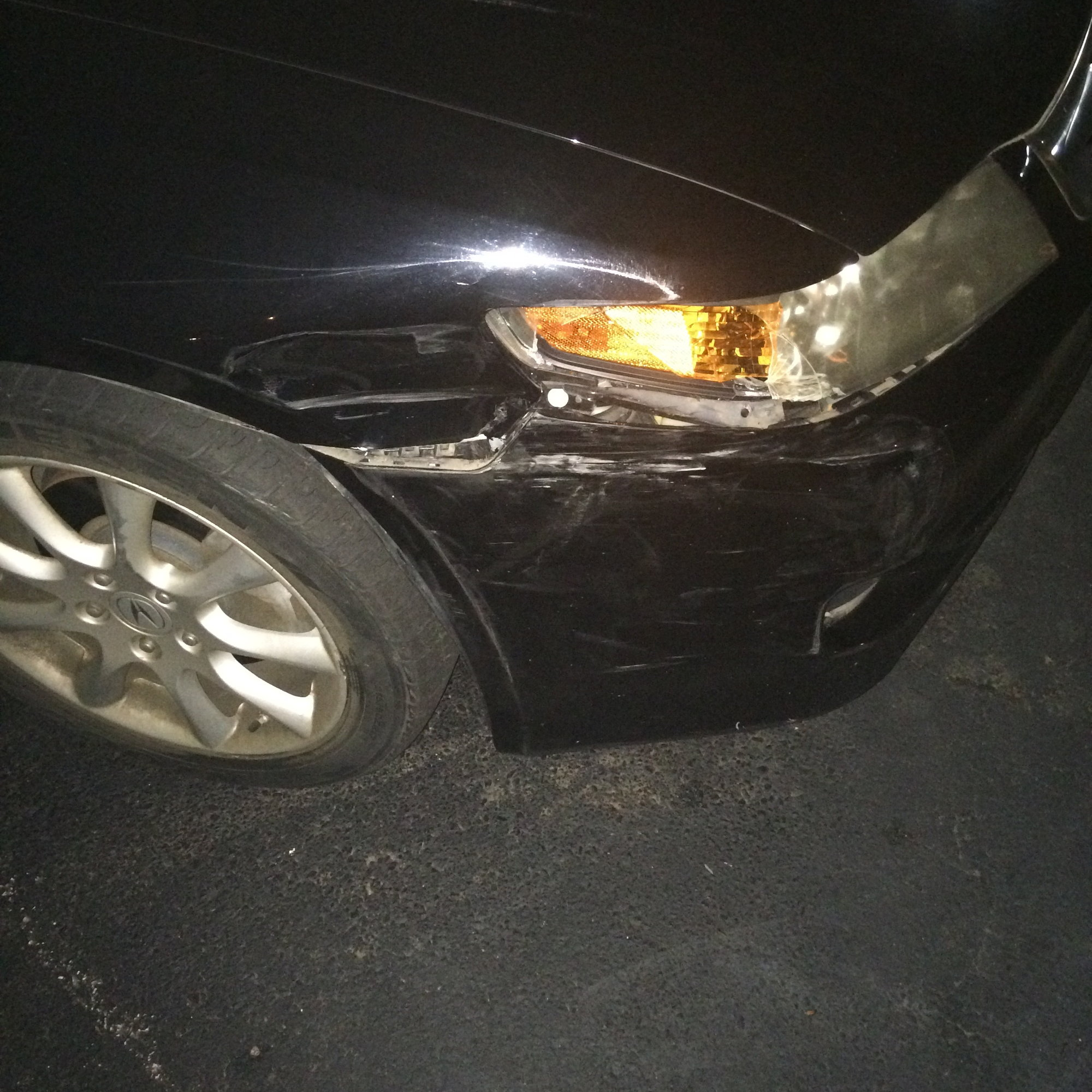 Front Bumper Damage Cost?