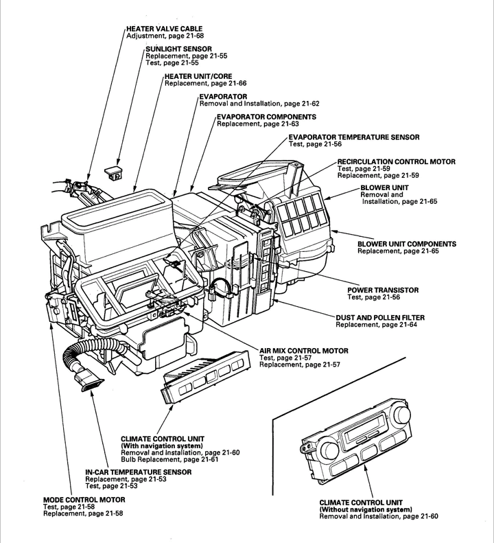 A C Field Coil Replacement Guide Acurazine Acura Enthusiast Community