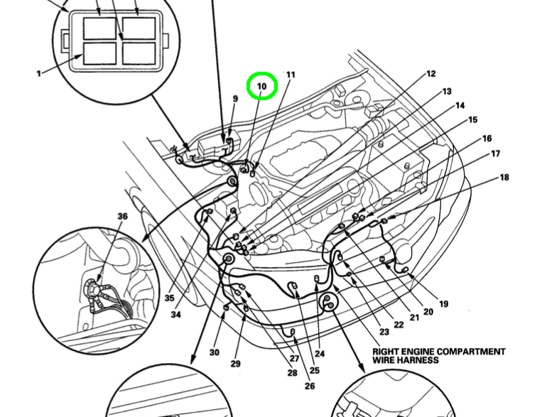 Speaker Wiring Diagram Acurazine Acura Enthusiast Community