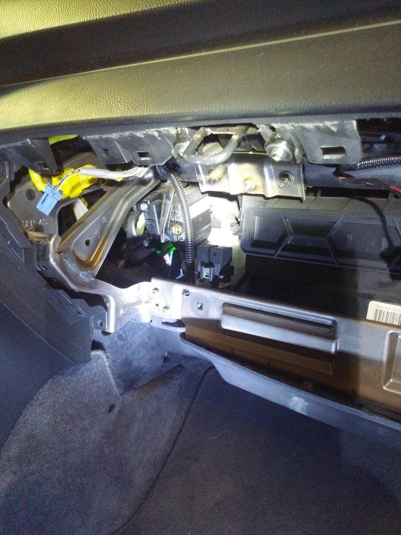 Air mix motor/blend door actuator same thing? - AcuraZine - Acura
