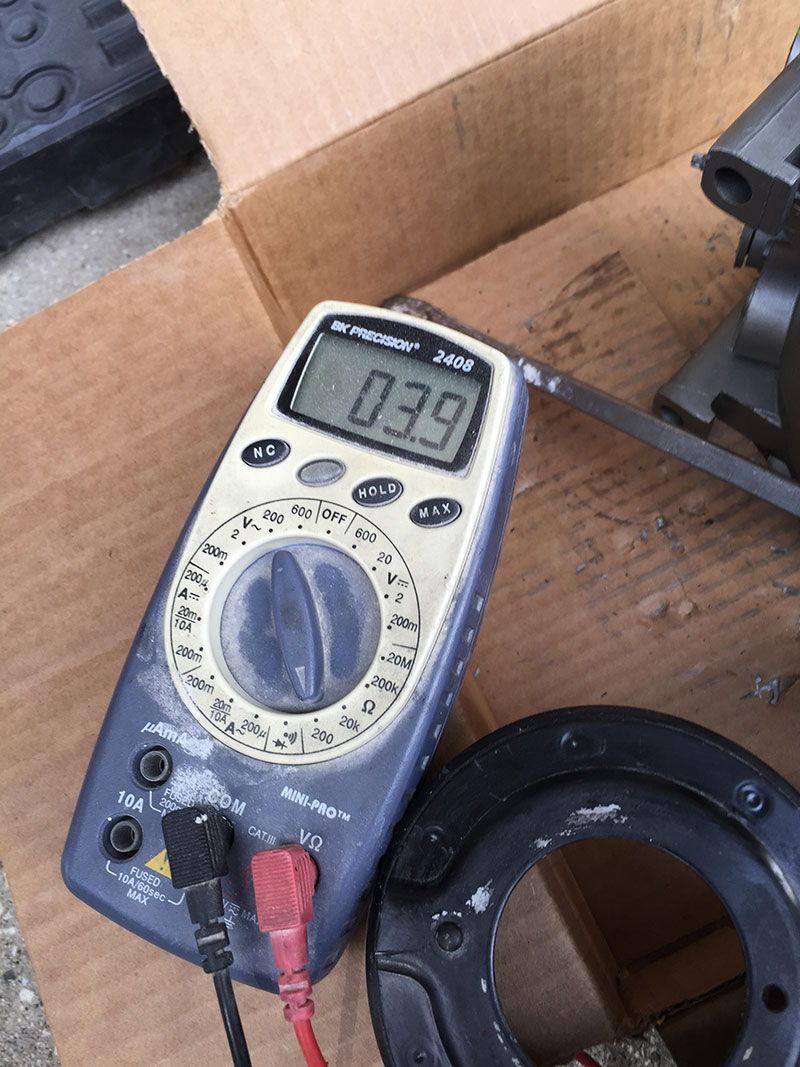 2014 Suzuki Gsxr Gsxr 750 Tail Wire Harness Rear Wiring Loom Used