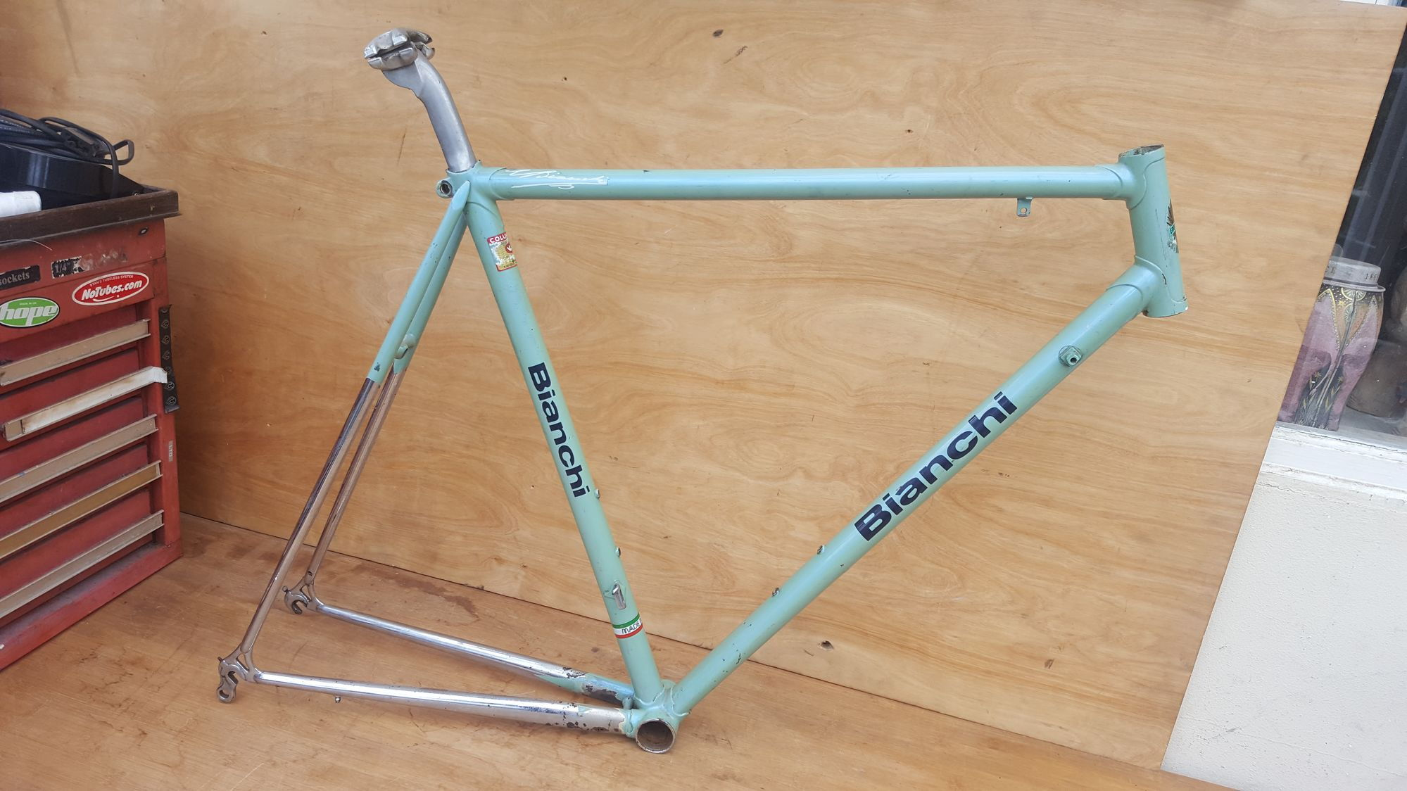 Bianchi Serial Number Identification Page 49 Bike Forums