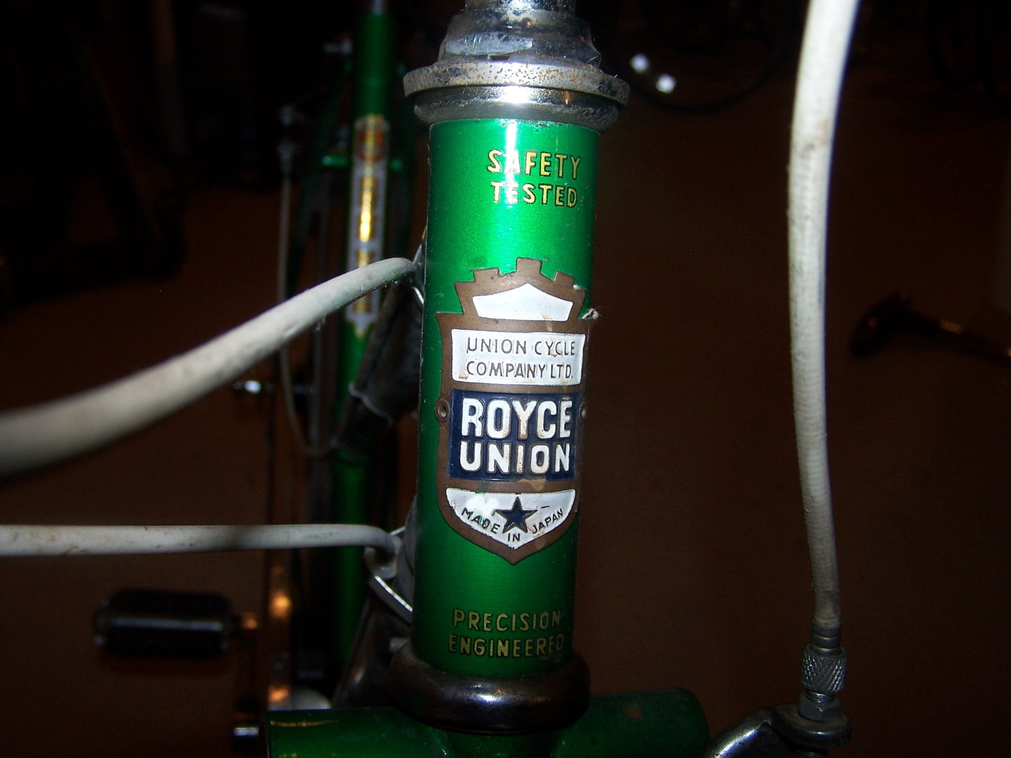 Royce Union Aluminum 3000 - Bike Forums