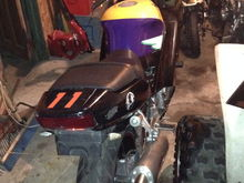 My seccond 1996 Honda Cbr 600 f3