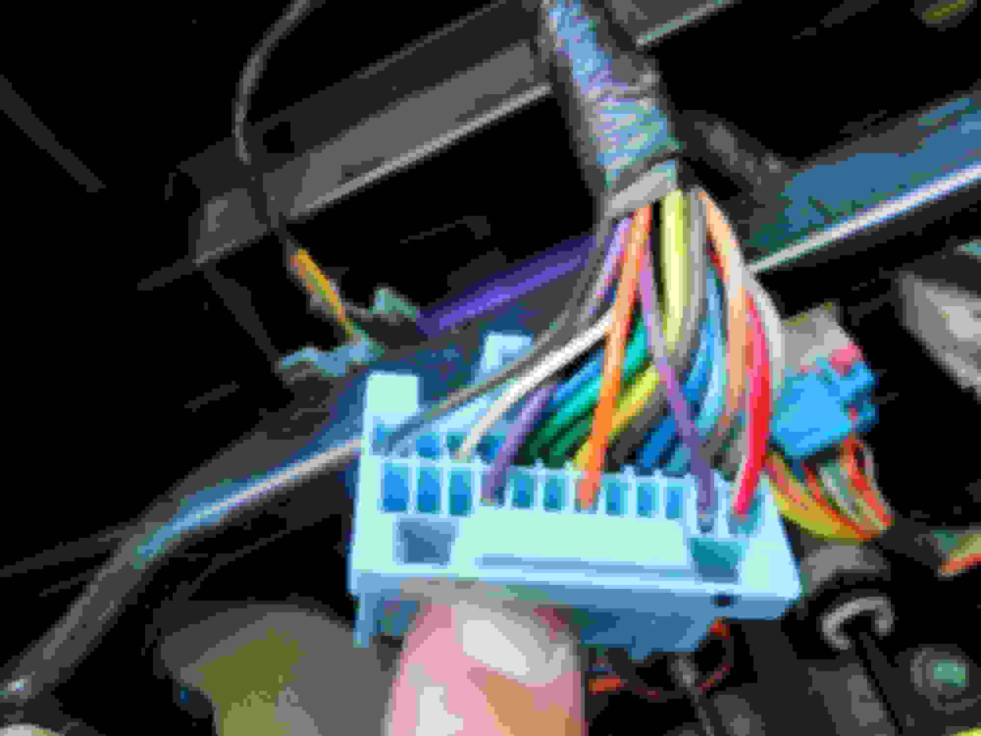 Wiring Diagram For 1999 Suburban Factory Amp Harness Chevrolet Forum Chevy Enthusiasts Forums