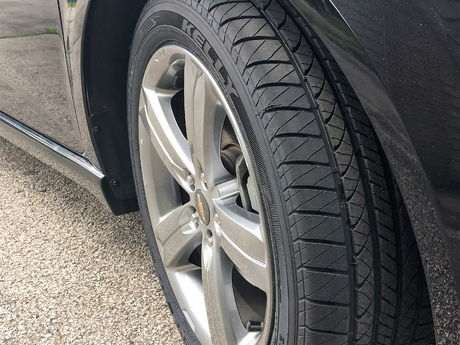 Kelly Edge A/S Performance tires...installed 5/27/17.