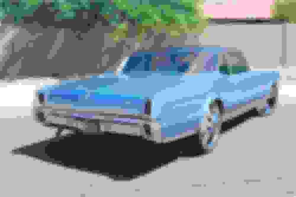 1967 delta 88 with different headlights - ClassicOldsmobile com