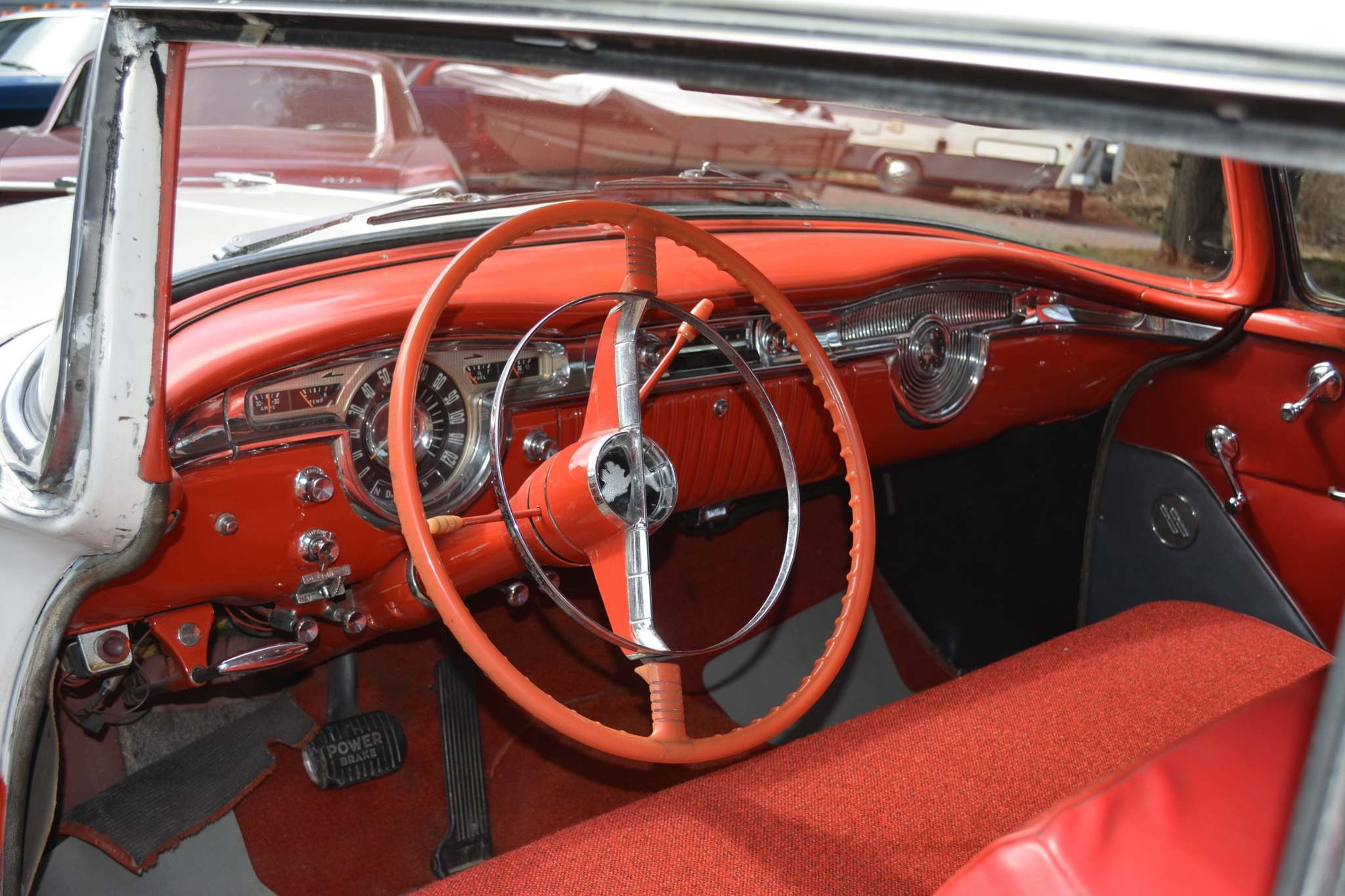 1955 Oldsmobile Rocket 88 - Complete Car - ClassicOldsmobile com