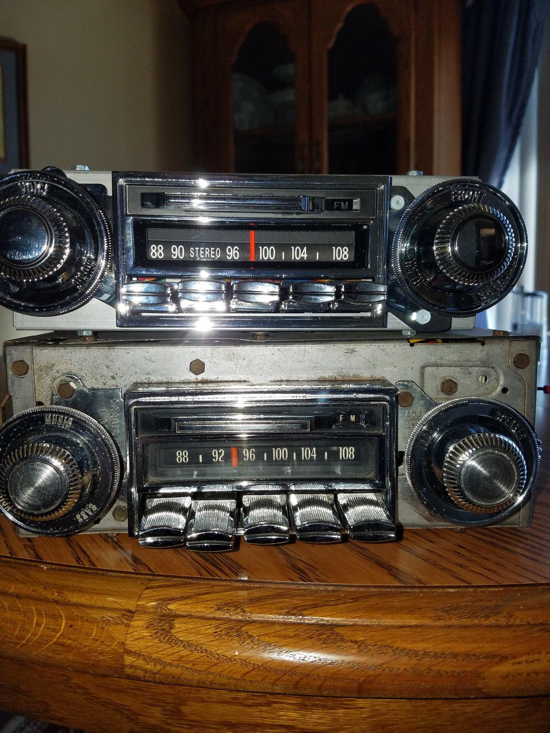 Aftermarket Radio w/MP3 & Bluetooth - ClassicOldsmobile com