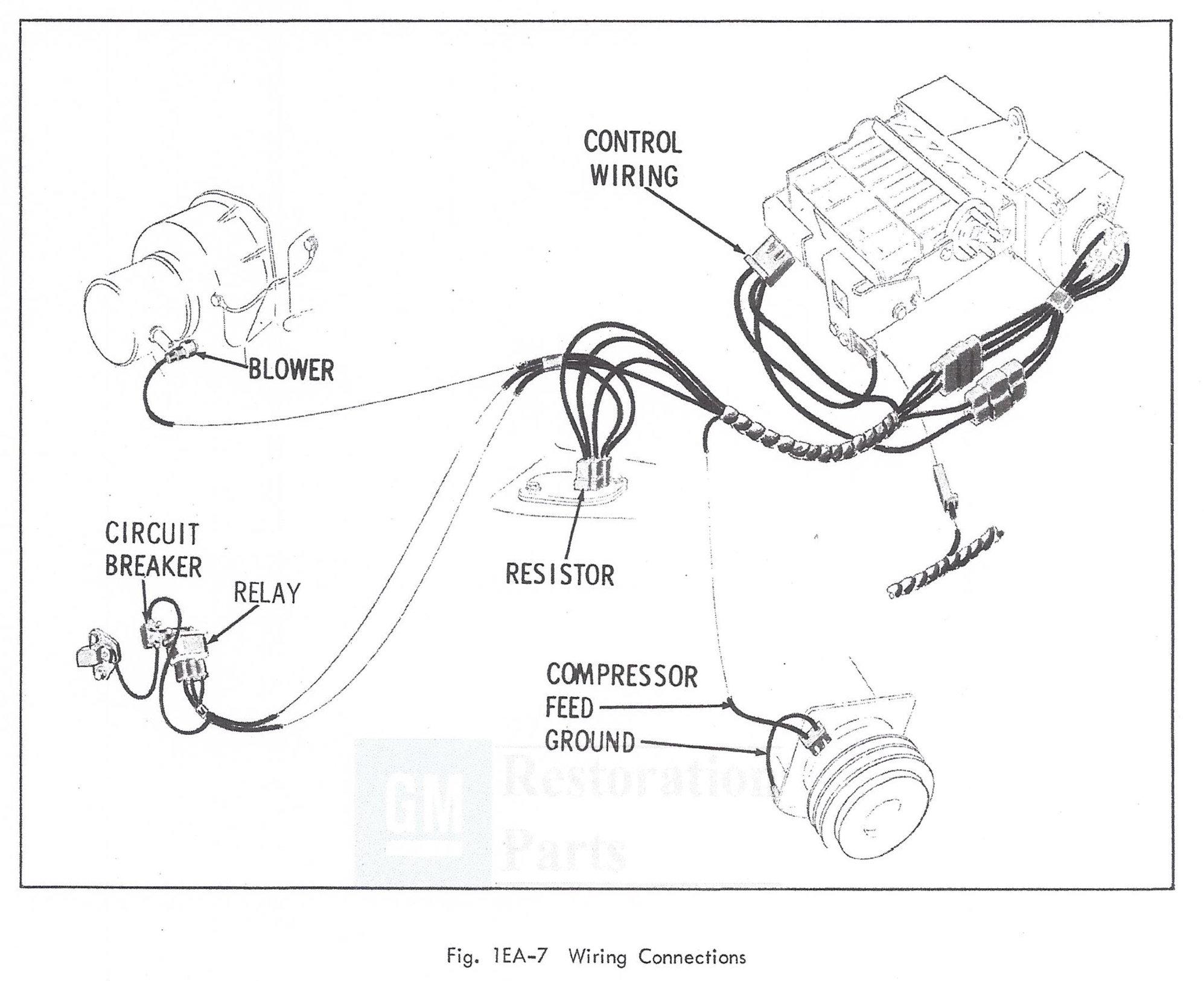 Relay Circuit Breaker Diagram