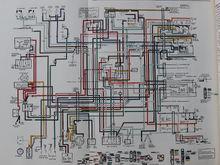 1972 Oldsmobile A-Body wiring diagram