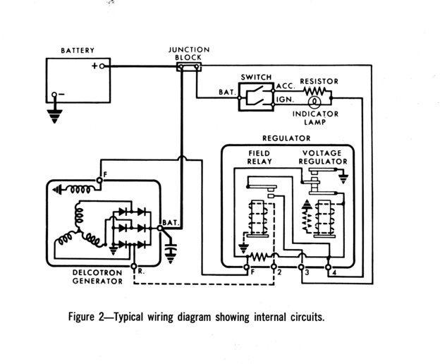 external regulator alternator  70 cs 350