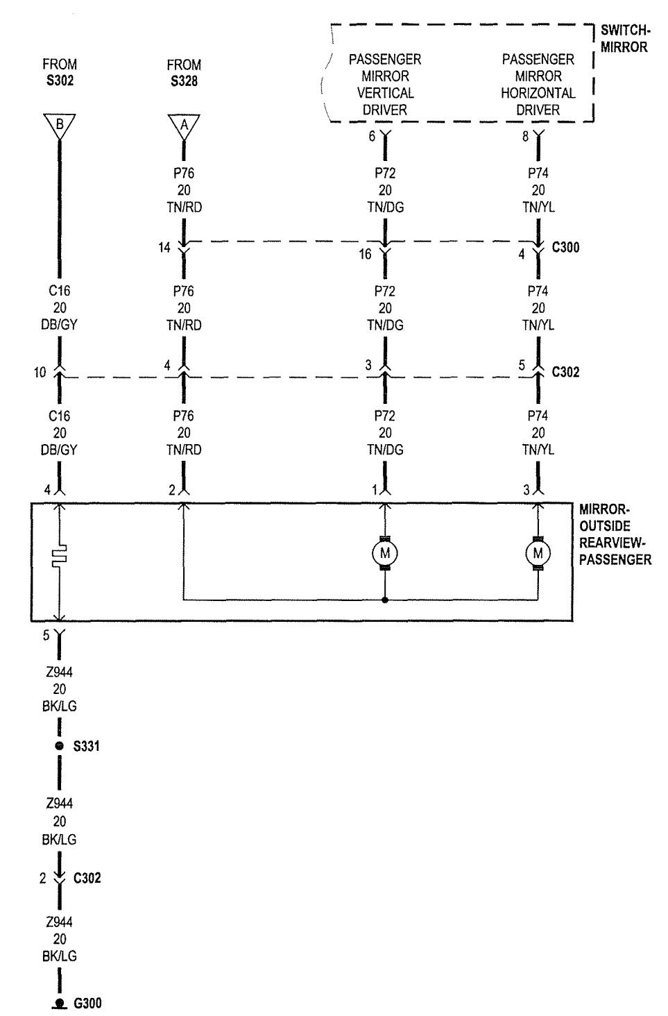2008 dakota laramie wiring diagrams w/ heated mirrors (diagram 2) found  access to some online wiring diagrams for the 2010 and 2011 dakotas
