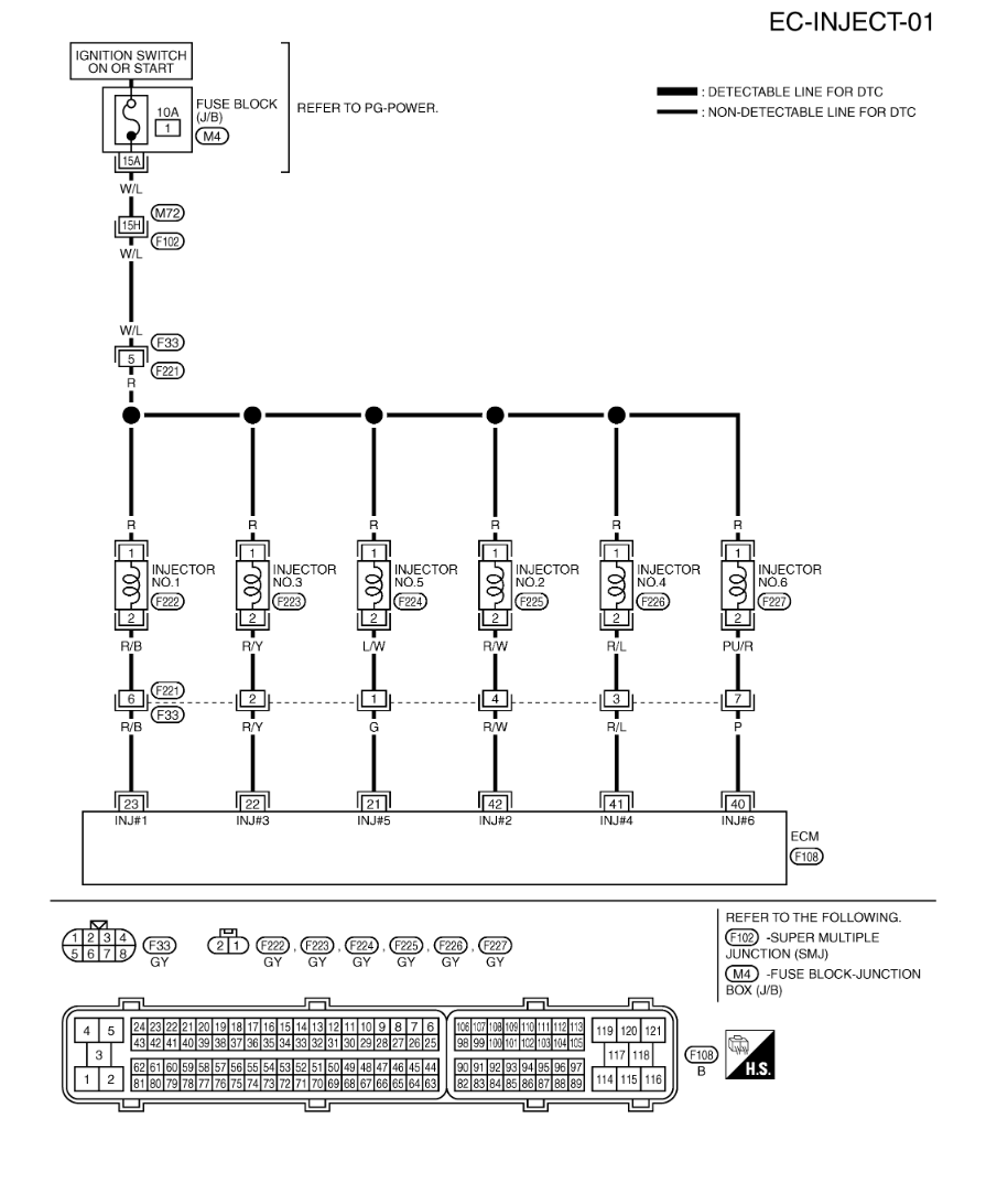 G35 Wiring Diagram - Wiring Diagram Shw on