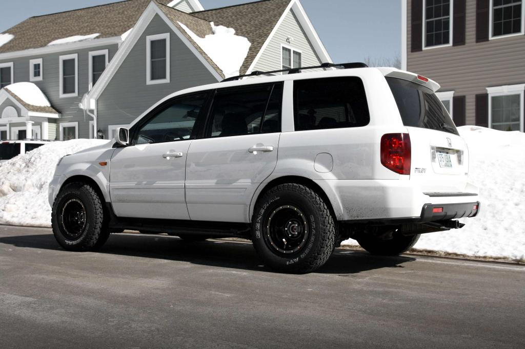 Off-Road Honda Pilot (FEEDBACK & SUGGESTIONS WANTED!) - Page 2 - Honda-Tech - Honda Forum Discussion