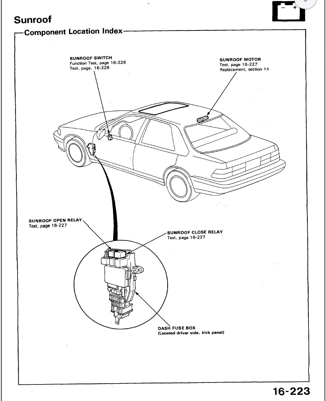 1993 Honda Civic Wiring Diagram Besides 98 Honda Civic Fuse Box