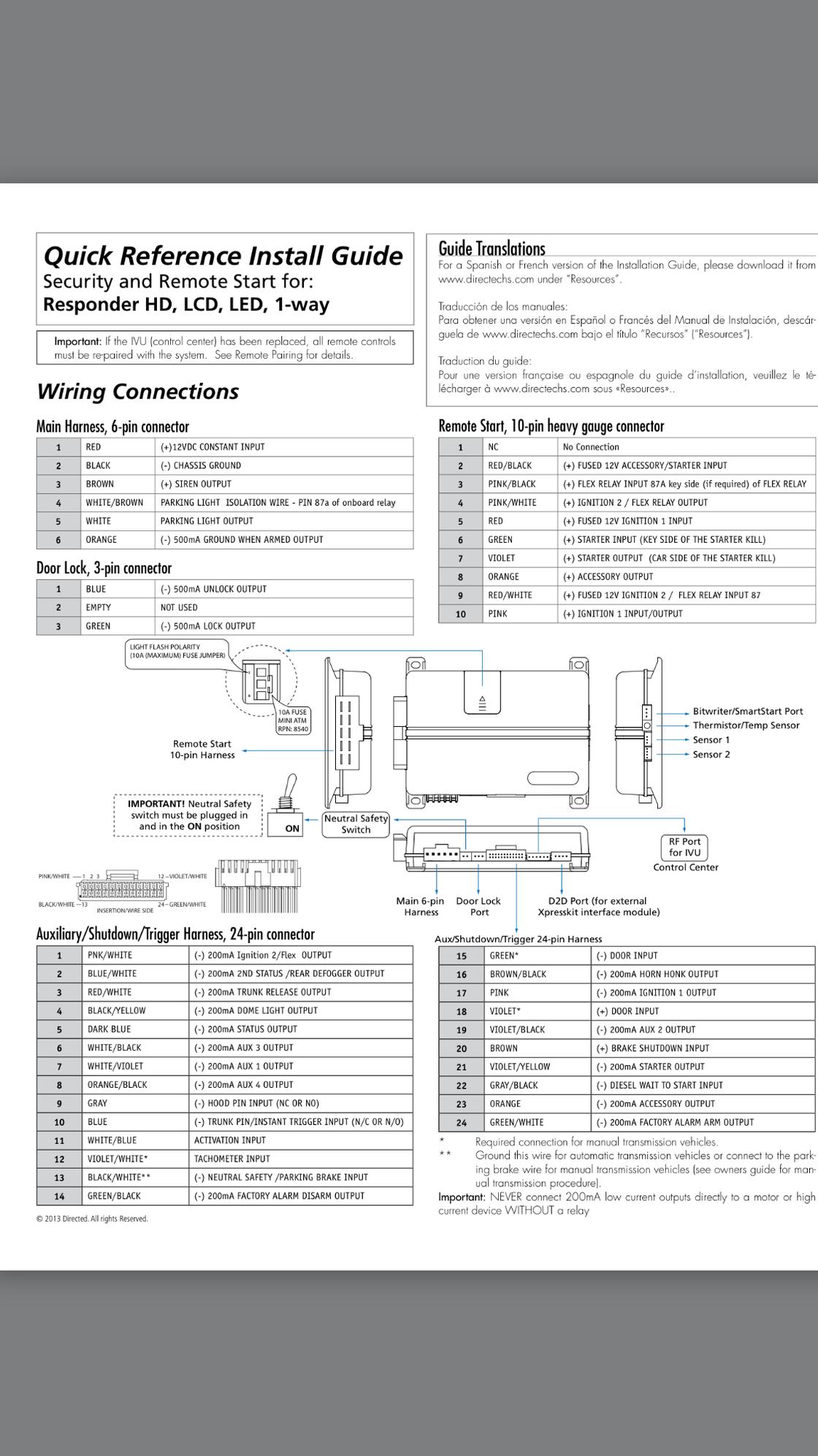 Viper 5706v Wiring Diagram Free Download Wiring Diagram Schematic