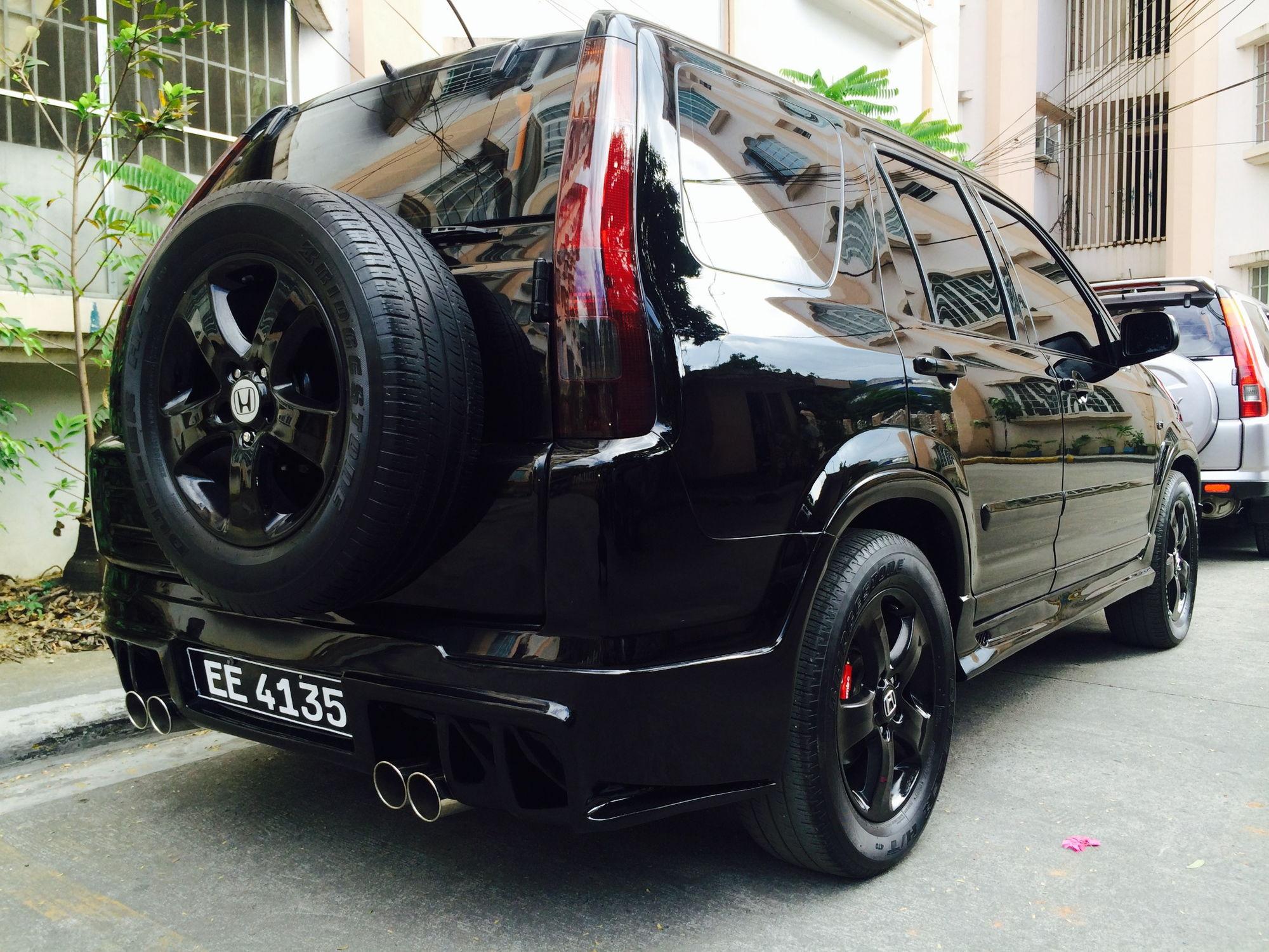 Newbie 2nd Gen CRV Owner: complete makeover on '02 V - Honda-Tech - Honda Forum Discussion
