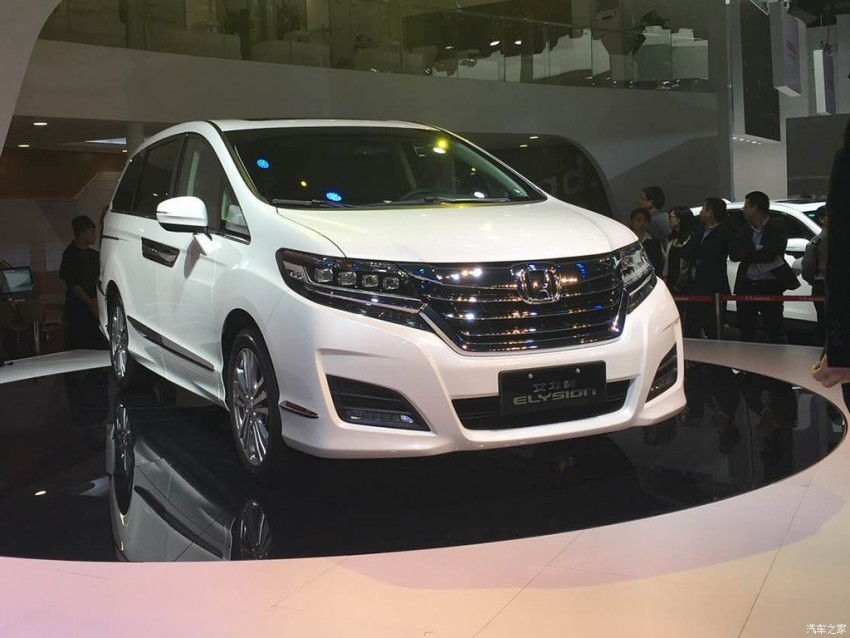 2017 Odyssey - Respect the van - Honda-Tech