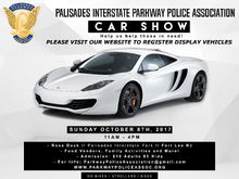 Please come Support our car show and register your car if you'd like to be in it!