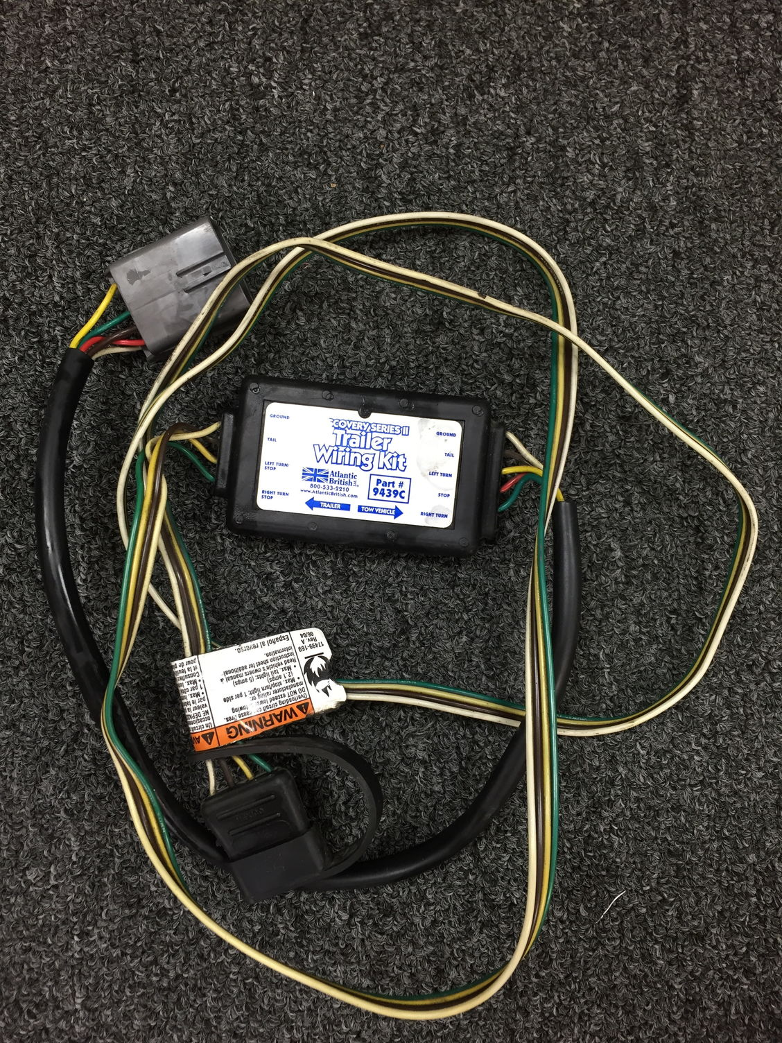 Land Rover Trailer Wiring Harness Early Home Wiring Germlin X – Land Rover Trailer Wiring Harness