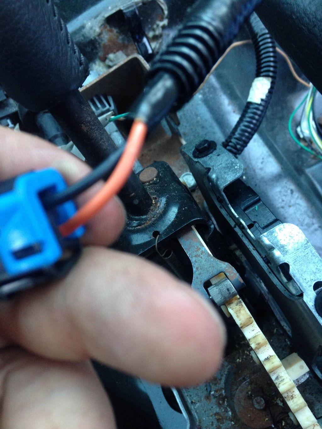 Identify these under dash connectors! - LS1TECH - Camaro and ...