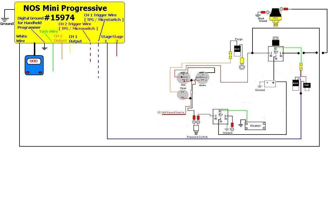 pro comp 8000 distributor wiring diagram with Msd 7al 3 Ignition Wiring Diagram on Thread 6al Wiring also 380908381999 moreover Hei Distributor Vacuum Advance Diagram additionally Mallory  p 9000 Distributor Wiring Diagram moreover 181680745726.