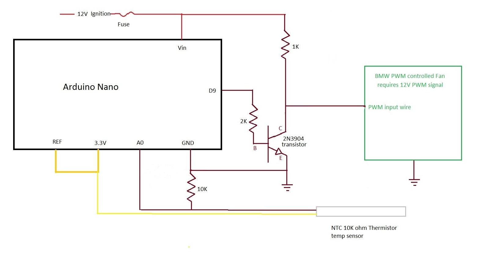 Variable Speed Pwm Fan Control Under  25 Or Less Diy - Page 10 - Ls1tech