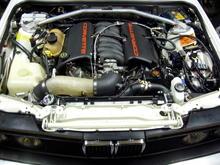 E30 Engine Bay pic