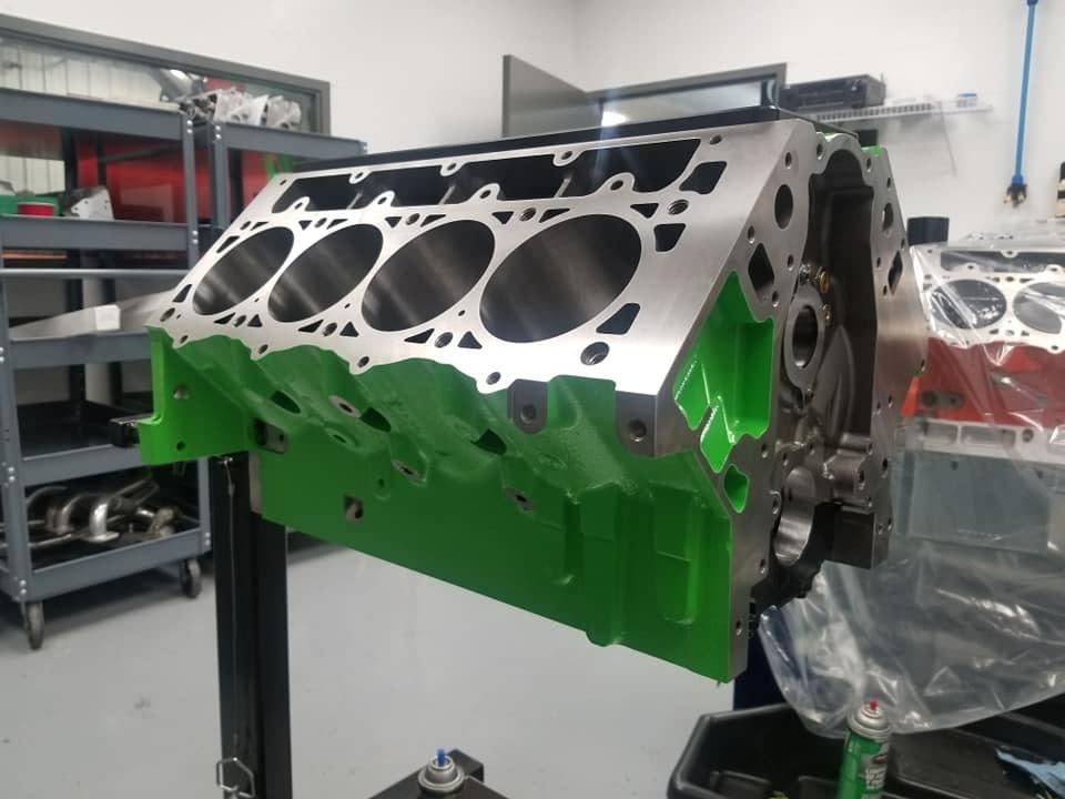 Frankenstein Engine Dynamics Twin Turbo 427ci - LS1TECH - Camaro and