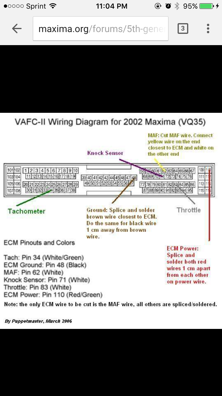 installing vafc and wideband - Maxima Forums on switch diagrams, honda motorcycle repair diagrams, electronic circuit diagrams, friendship bracelet diagrams, electrical diagrams, pinout diagrams, series and parallel circuits diagrams, battery diagrams, troubleshooting diagrams, smart car diagrams, lighting diagrams, engine diagrams, gmc fuse box diagrams, led circuit diagrams, internet of things diagrams, transformer diagrams, hvac diagrams, motor diagrams, sincgars radio configurations diagrams,
