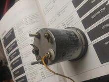 Factory tachometer wiring?