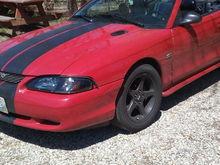 95 Mustang GT 5.0L
