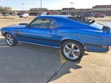My 1969 Mustang Mach 1 351C 4V  C6 Tranny!! 2017-02-15 10:17:41