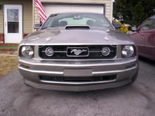 Pictures of my '08 Stang