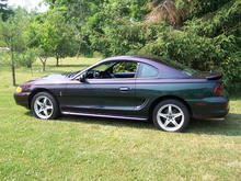 My old 96 Mystic Cobra