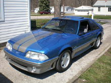 Don's 1993 Mustang GT