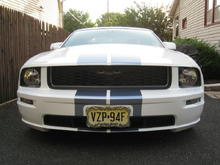 New Front End