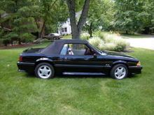 93 GT Convertible