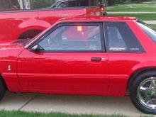 Garage - Red Rocket