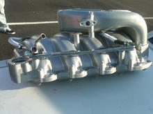 trick flow track heat intake for sale