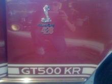 1968 Gt500KR Convertible