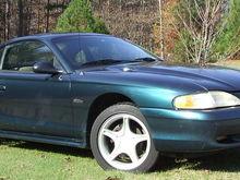 97 Mustang GT