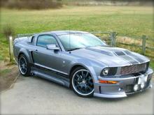 My Mustang GT Eleanor